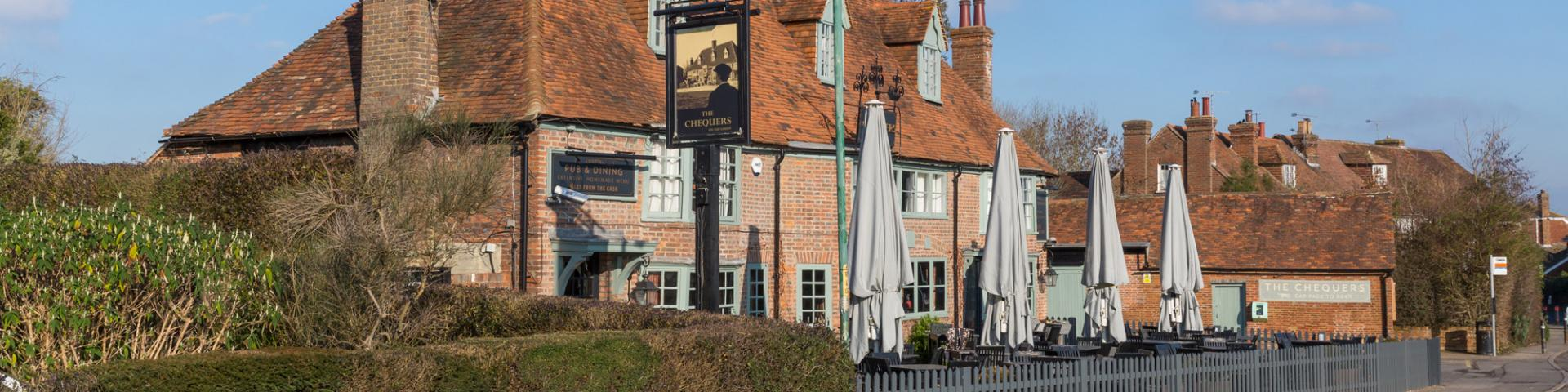 Chequers on the Green, High Halden, Ashford